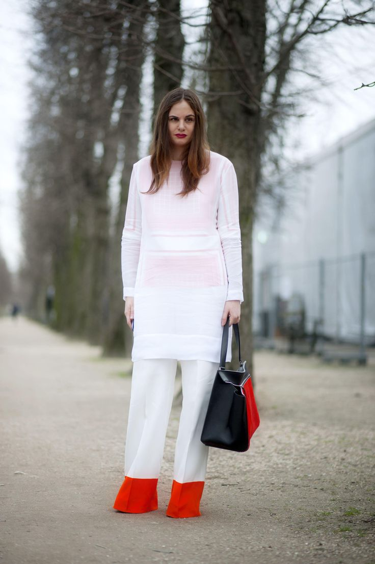 vide bukser, trend, gatemote, street style