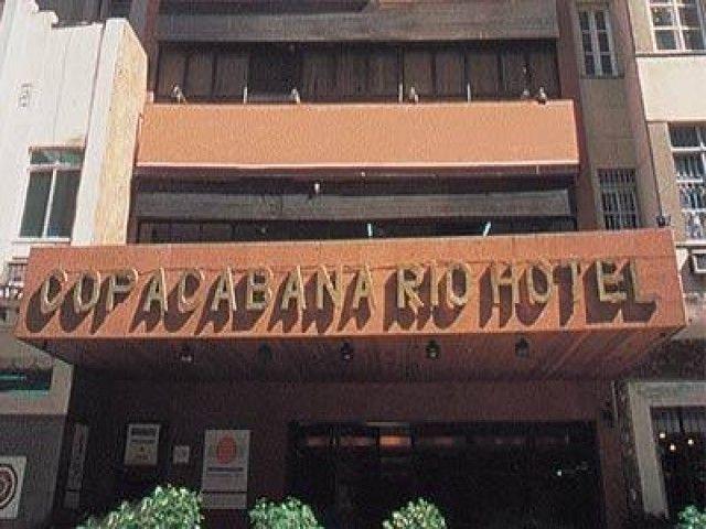 Foto de Copacabana Rio Hotel em  Rio de Janeiro/RJ: