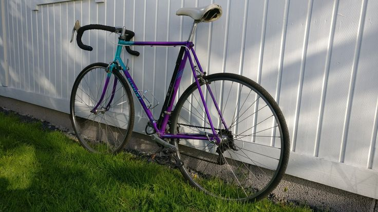 My Nishiki road master from 90's