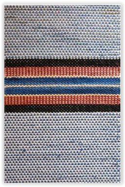 Helmin tuvanmatto TaitoSatakunta / Traditional Finnish Rag Rug