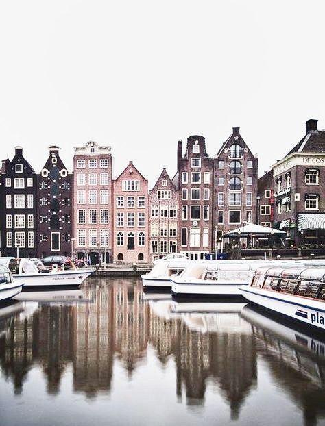 Pinterest:|♡ @bibimariee ♡| Amsterdam travel Europe goals beauty winter #everything #popular #art