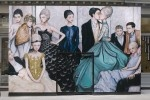 Fashion Illustrator Danny Roberts Took 133 Hours To Paint the Side of Tiffany's New SoHo Store