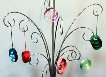 Easy Ribbon Craft Ideas