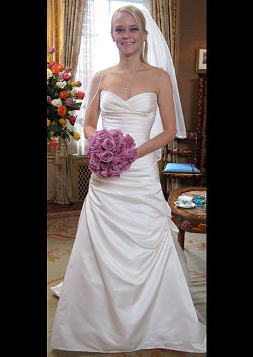 Dress Jenny Lee Style No From A L Amour Bridal Barrington Illinois This One Might Compete With The Other For My Favorite