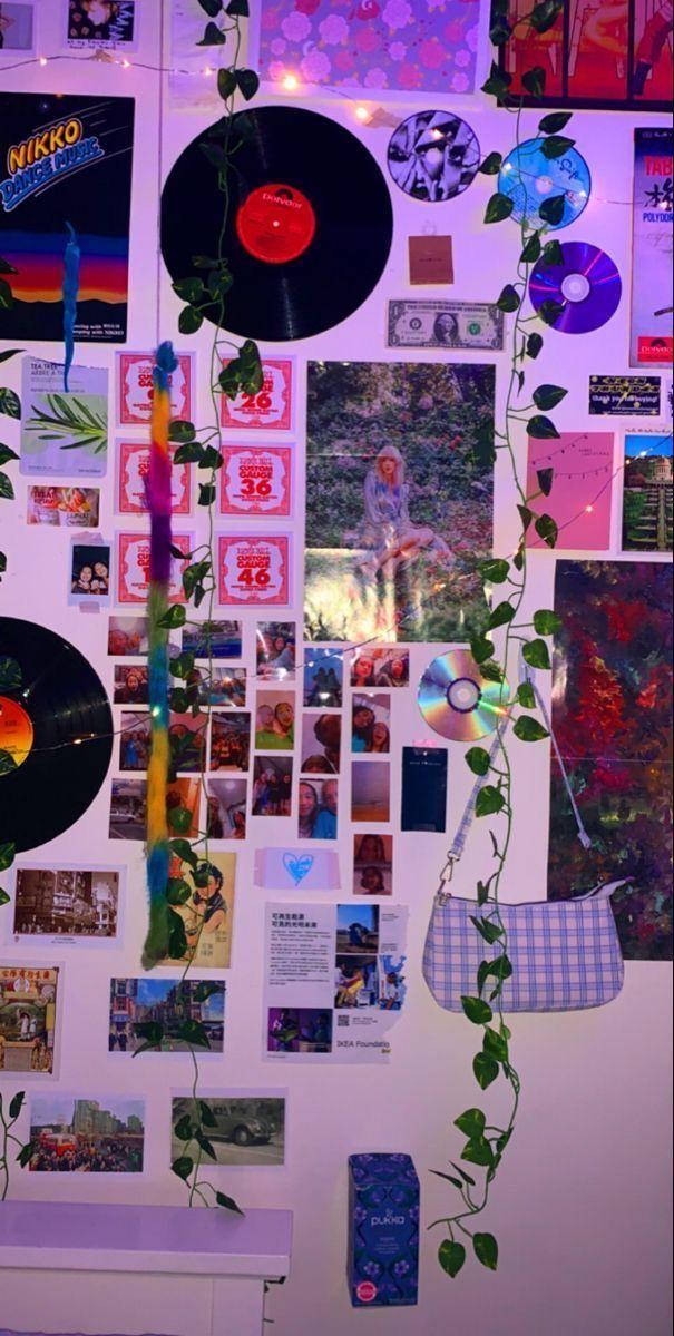 𝕻𝖎𝖓𝖙𝖊𝖗𝖊𝖘𝖙 ∞ ʟᴀsᴛsᴇᴇɴᴡʜᴇɴ   Indie room decor, Retro room ...