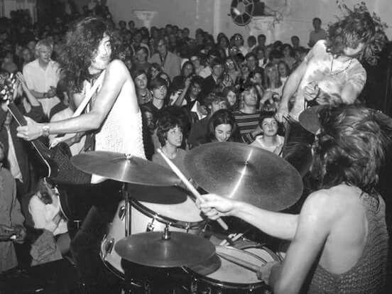 Boston Tea Party, May 28, 1969
