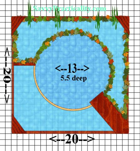17 best images about swimming pond on pinterest natural for Natural swimming pool design diy