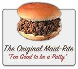"""Had a """"Maid-Rite"""" for the first time in Springfield Illinois.   So not healthy..but SOOO good!"""