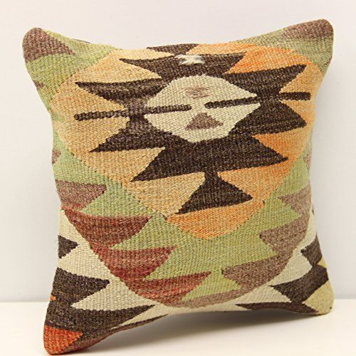 Hand woven pillow cover 12x12 inch (30x30 cm) Throw Kilim... https://www.amazon.com/dp/B0783P71LM/ref=cm_sw_r_pi_dp_x_FwZeAbTNRYTGP