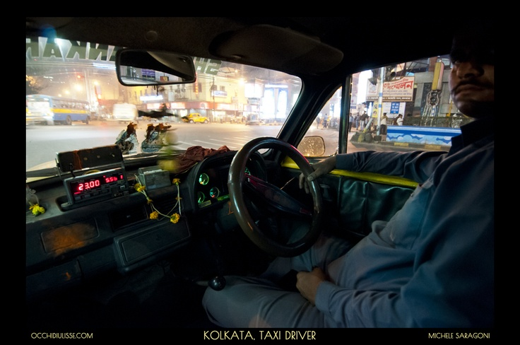 We should try a taxi!   Calcutta