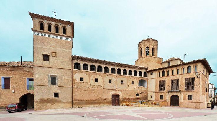 Zaragoza Ambel - Palacio de los Hospitalarios