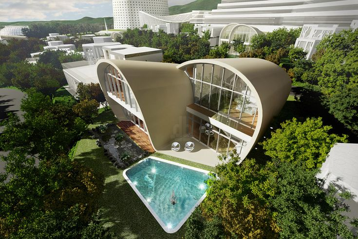 The Moebius House by Planning Korea ~ DesignDaily Network