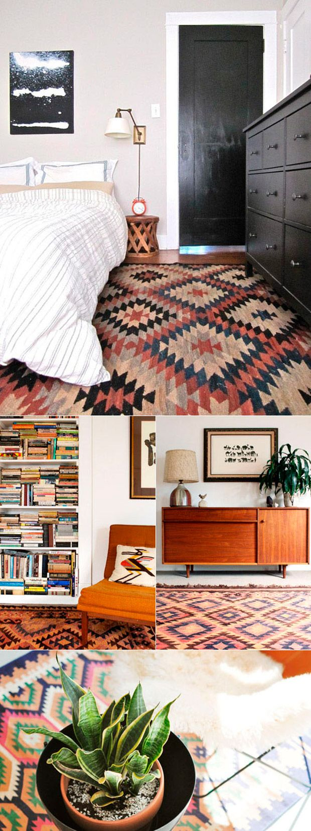 1233 best for the home images on pinterest home ideas for Aztec bedroom ideas