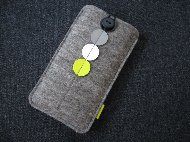 Px4 - Filzhülle für das iPhone 5