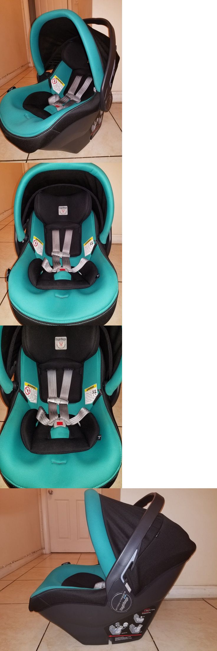 Convertible Car Seat 5-40lbs 66695: 2015 Peg Perego Primo Viaggio 4 35 Infant Car Seat, Aquamarine -> BUY IT NOW ONLY: $59.99 on eBay!
