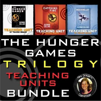the hunger games teaching guide