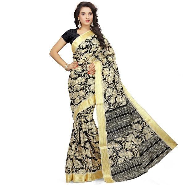 http://bit.ly/2lvCIpw#polycottonsarees#floralprintcasualwearsaree #designermulticolorsaree#cottonsareesladyndia.com