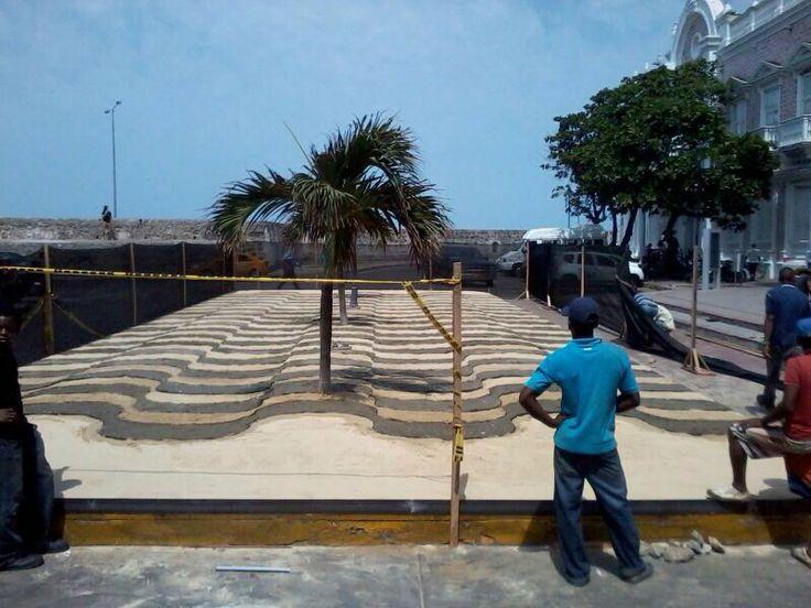 Montaje Obra Felipe Arturo