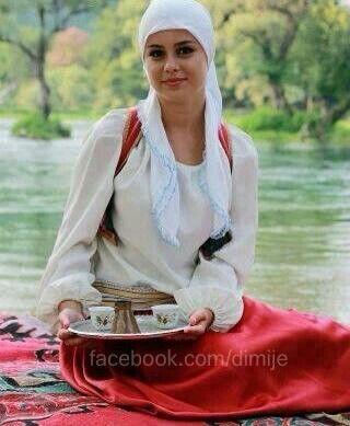 Think, Bosnia and herzegovina girls
