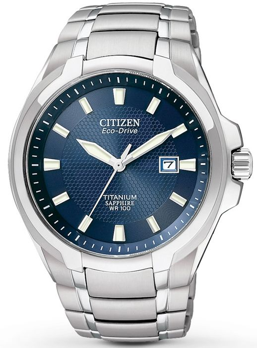 BM7170-53L, BM717053L, Citizen titanium watch, mens