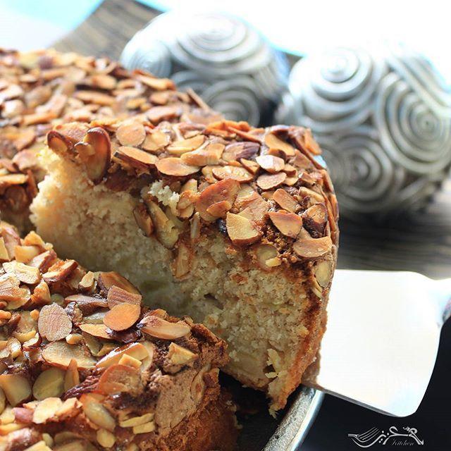 طريقة عمل كيكة التفاح اللذيذه Apple Cake Food Desserts Arabic Sweets