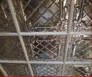 Decorative Tin Backsplash Tiles Delectable 74 Best Tin Tiles Images On Pinterest  Tin Tiles Tin Ceilings Design Decoration