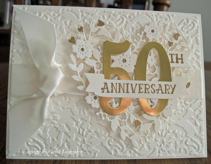 50th Anniversary Gift For Husband: Best 25+ 50th Anniversary Cards Ideas On Pinterest