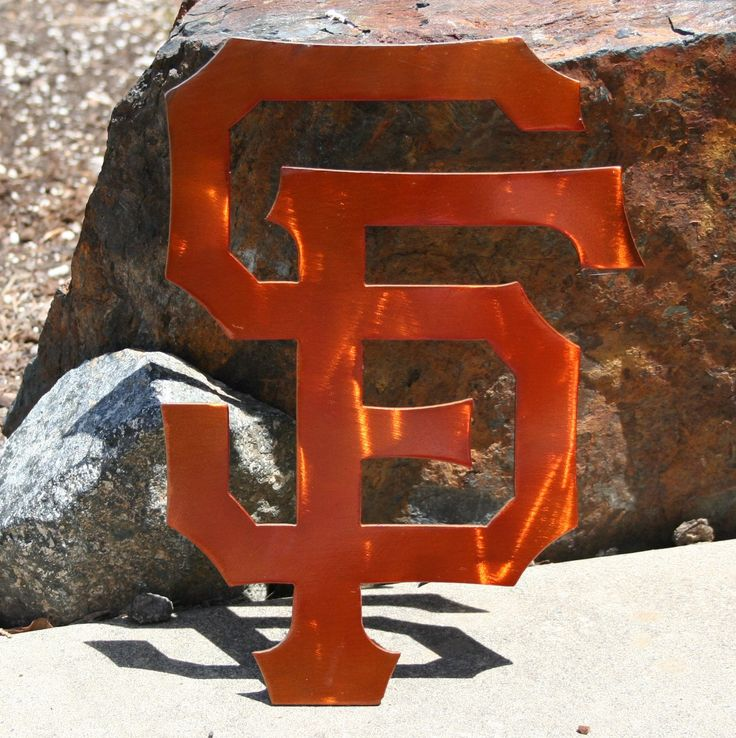 MLB SF Giants logo by fttdesign on Etsy, $25.00