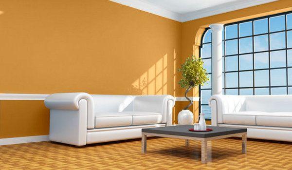 paredes color ocre - Buscar con Google