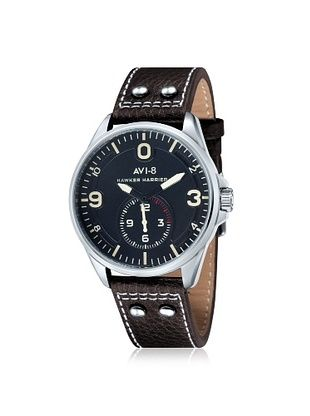 AVI-8 Men's AV-4002-03 Hawker Harrier II Brown Stainless Steel Watch