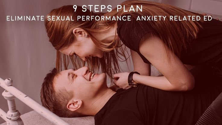 The problem with performance anxiety related ED is that it is very easy to not even realize that this is something that you have. Maybe you are not sure yet whether or not anxiety is the source of your ED problem. Before jumping to the big guns, let me propose you a little experimentation