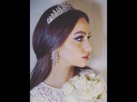 Simple Bridal Look 1 | BEAUTY BY RAWDAA