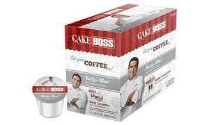 "Groupon - Pack of 72 ""Cake Boss"" Single-Serve Coffee Cups from Coffee Marvel (43% Off). Three Options Available.    in [missing {{location}} value]. Groupon deal price: C$35"
