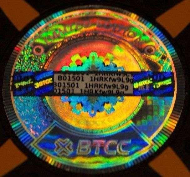 Btcc Mint 0 1 Btc 100k Bits Bitcoin Poker Chip Aeoffers Com Poker Chips Poker Chips