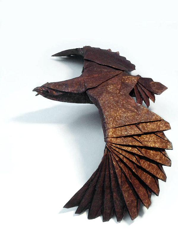 Beautiful Origami by Jaroslav Mishchenko
