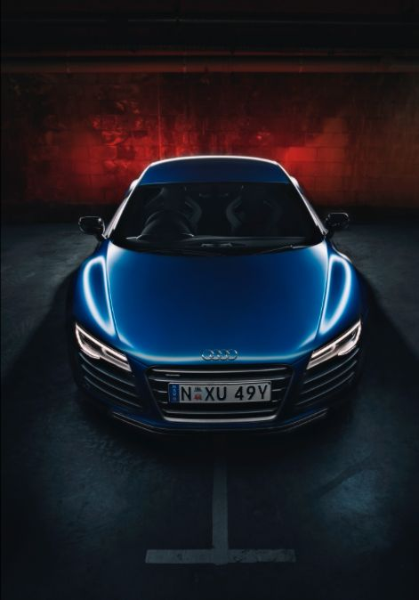 Hot Audi R8 V10 Plus! Will it win car of the year 2013? Hit the pic to find out!