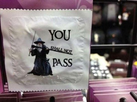 A Condom For People Too Nerdy To Ever Need A Condom | Happy Place