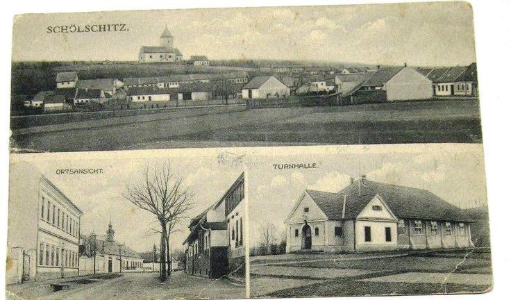 Želešice,Schollschitz/Brno venkov/ (6758908063) - Aukro - největší obchodní portál