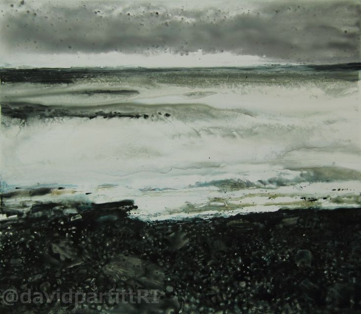 David Parfitt RI_Amroth rain