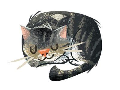 #cute #cat #illustration