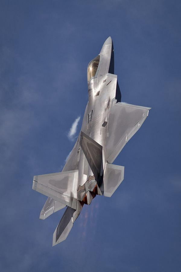 F-22 Raptor  The Generation Game by Neil O'Connell (http://500px.com/javam)