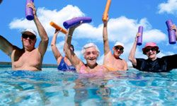 """Discovery Health """"10 Low-impact Exercises for Seniors"""""""