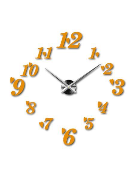 310 best DE Wanduhr, 3D-Holz-Uhr Uhr auf einem Wandspiegel , Uhren - schöne wanduhren wohnzimmer