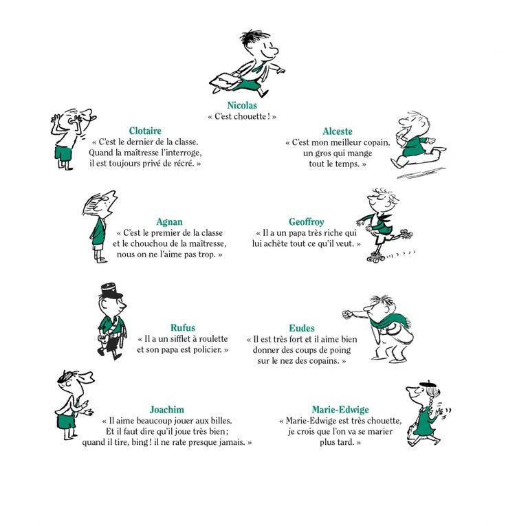 Le Petit Nicolas et les copains - LE SITE OFFICIEL
