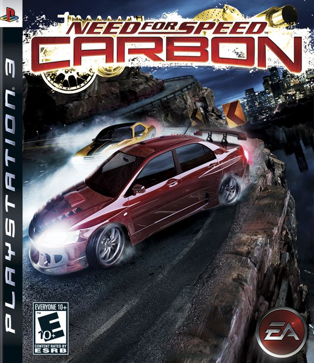 Need For Speed Carbon Playstation 3 Game Need For Speed Carbon Need For Speed Speed Games