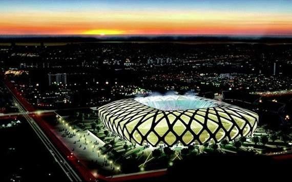Brasile 2014: Arena Amazonia