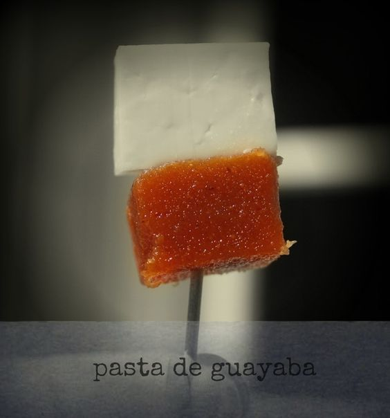 Pasta de guayaba: