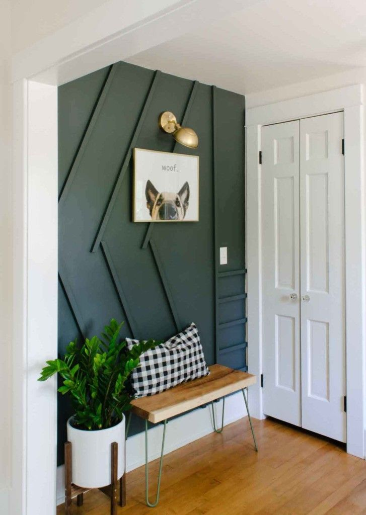 Modern Wood Accent Wall Ideas Home Small Apartment Decorating Interior