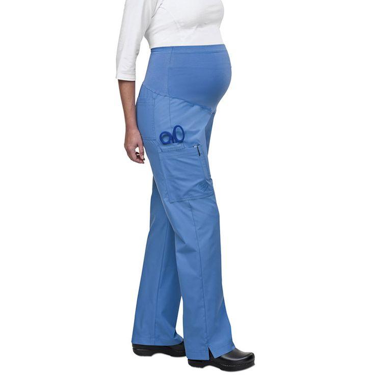Smart Scrubs Women's Labor Of Love Maternity Pant | www.allheart.com #allheart #scrubs #maternity