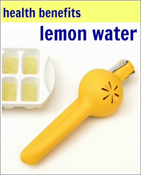 Five Health Benefits of Lemon Water from Real Food Real Deals #healthy